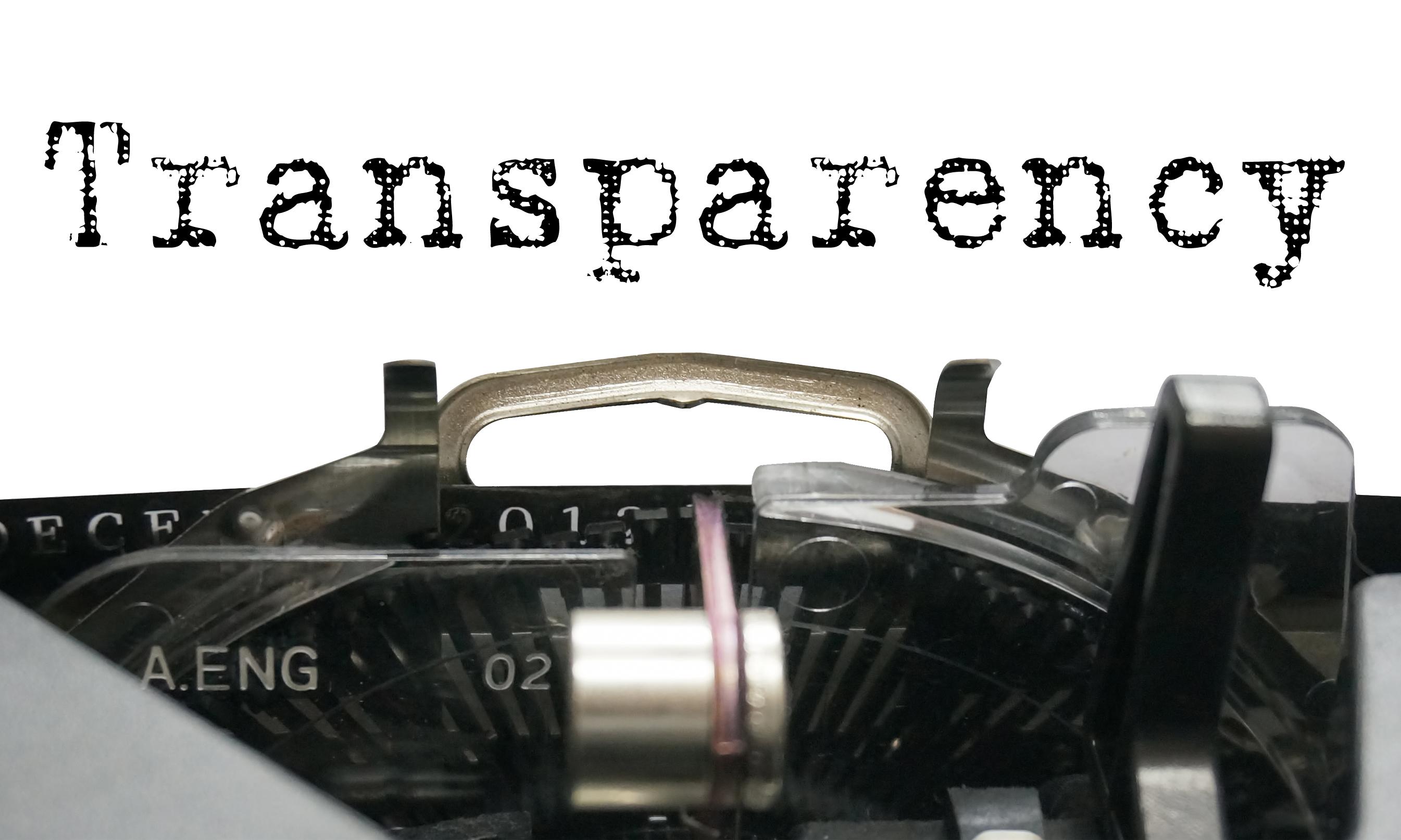 transparecia